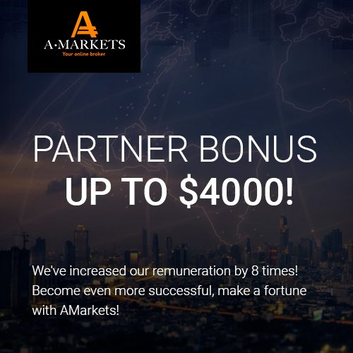 OFFER: + $4000 Partner Bonus