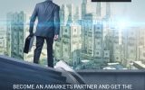 Become an AMarkets Partner and get the most out of it!
