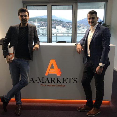 ZorbasMedia visits AMarkets