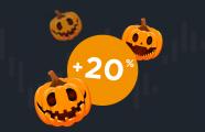 Spot 6 hidden pumpkins and get a bonus!