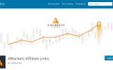 WordPress plugin to manage affiliate links and track their auto replacement